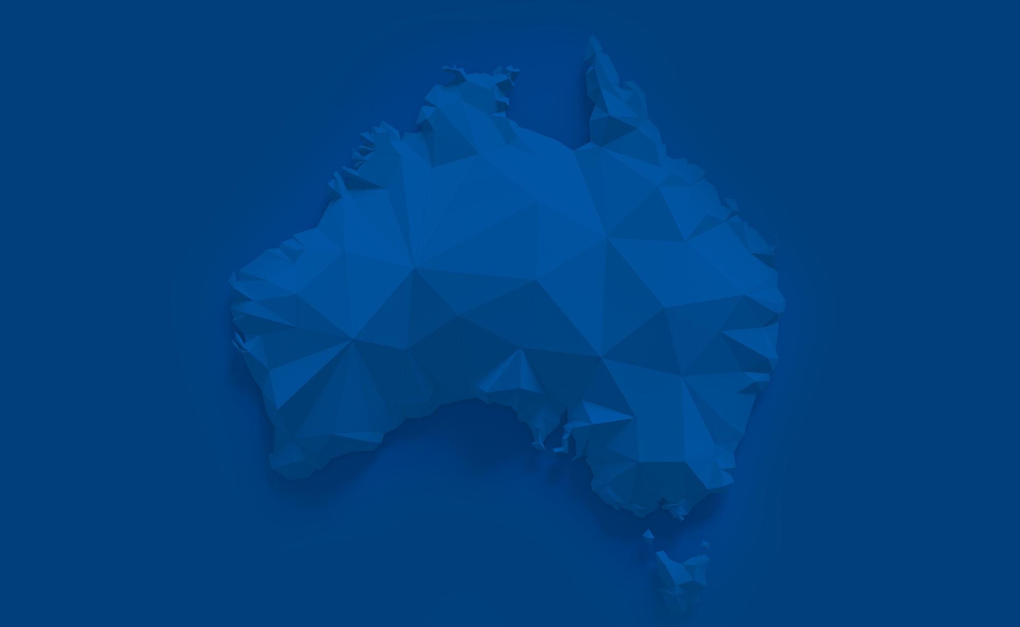 Australia-Map-Fragment