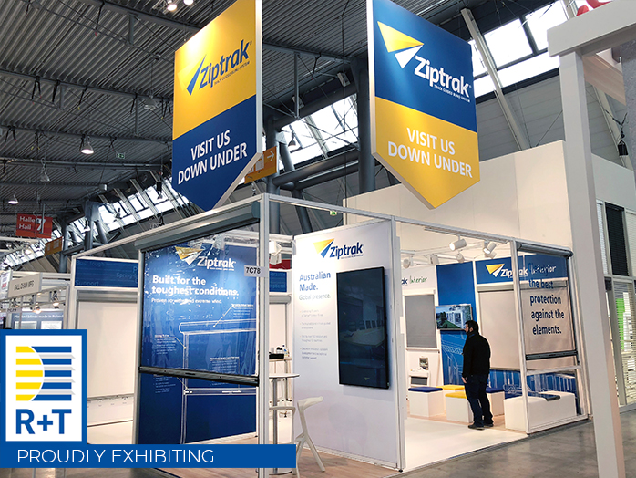A successful exhibition at R + T Stuttgart 2018